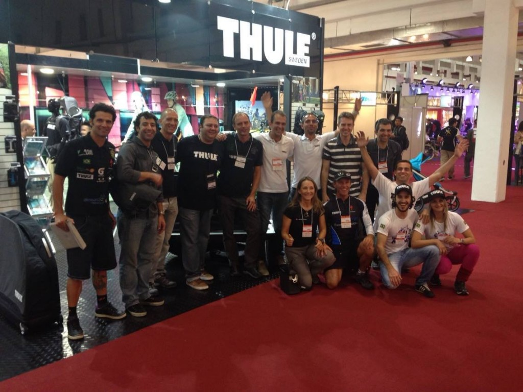 Thule Brasil Cycle Fair 2014 2