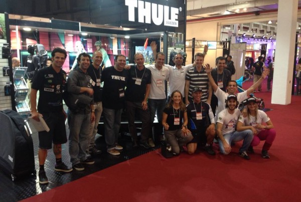 Brasil Cycle Fair 2014: palestra sobre bike trailer